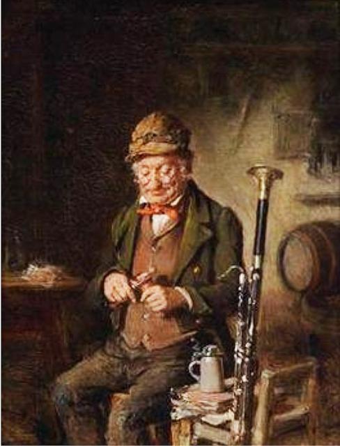 Viennese bassoonist
