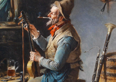 The Beautiful Bassoon! –  Art of Hermann Armin von Kern – by Jesse Read