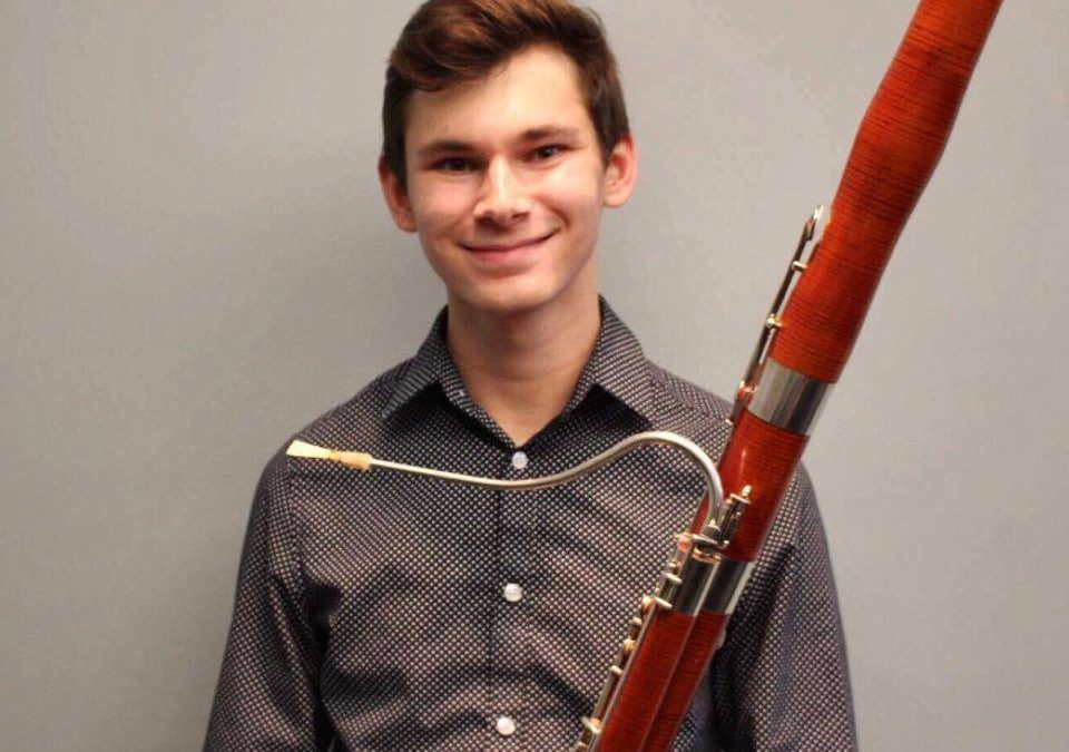 Nicolas Richard, FINALIST, OSM Concours/Montreal Symphony Competition 2020