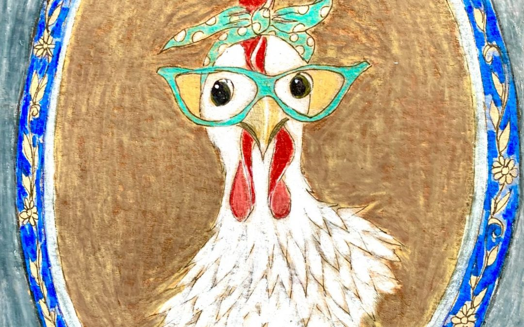 CHICKENS AND EGGS – CHAPTER 18 by CHRISTOPHER MILLARD