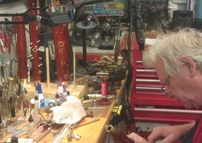 Frank Marcus – Canada's Bassoon Repairman to the World – by Michael Sweeney