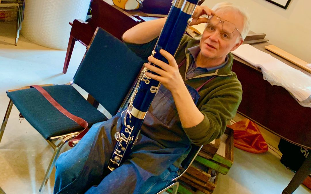 Bassoon Wizard in the Woods – Benson Bell