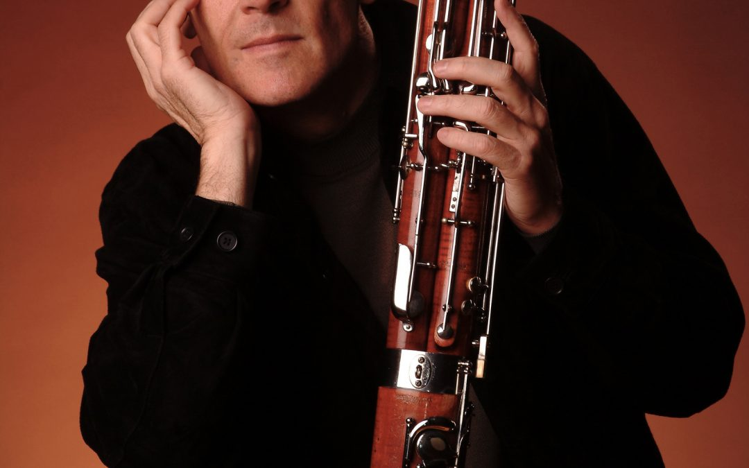 The Beautiful Bassoon! Art of  4 Centuries by Jesse Read