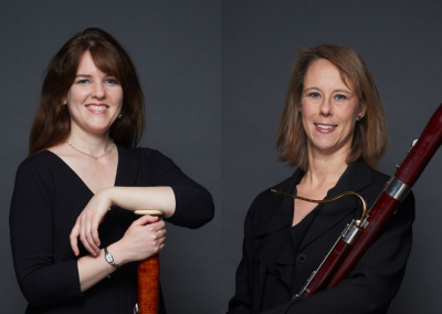 The Vancouver Symphony Orchestral Institute with Julia Lockhart and Sophie Dansereau
