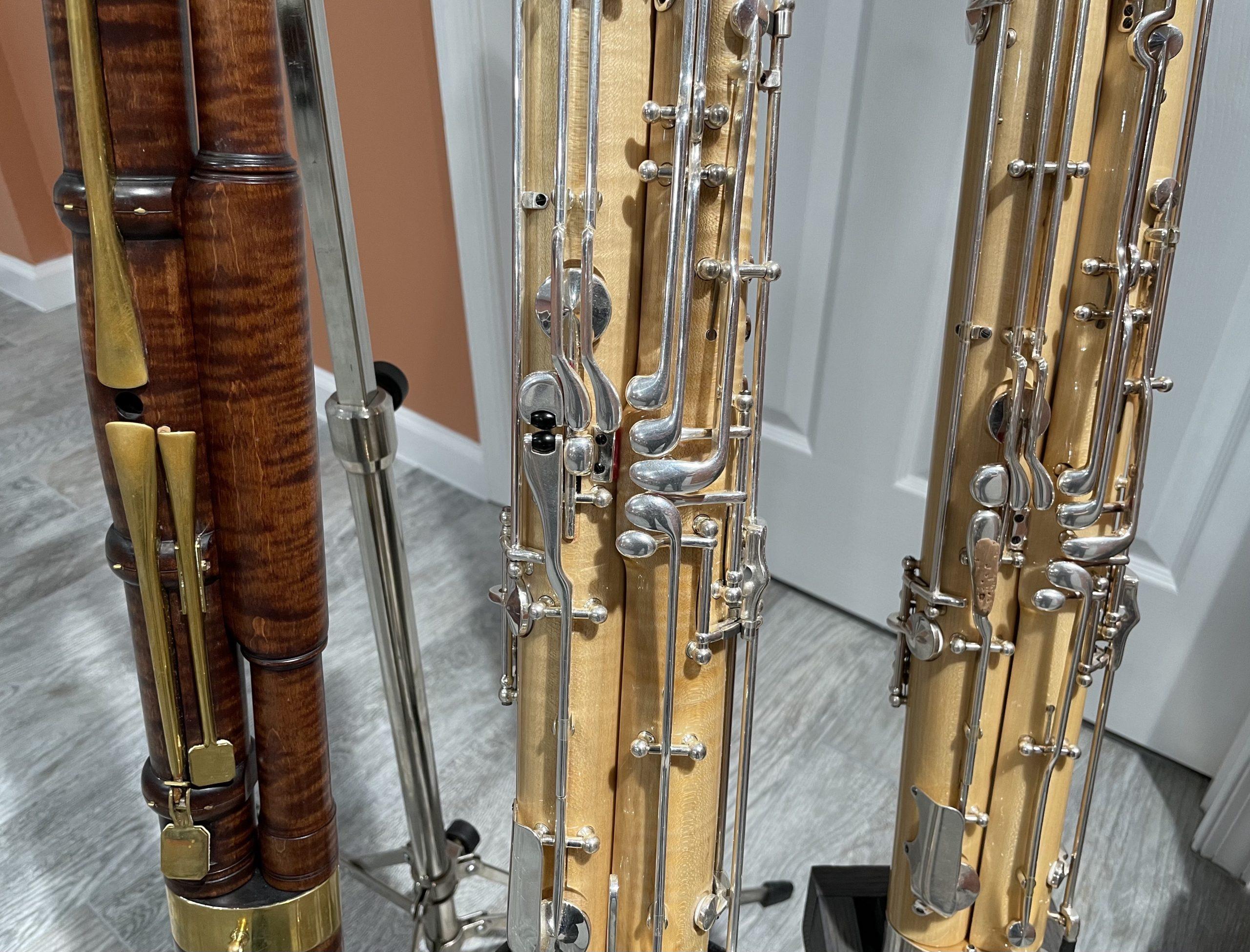 Bond bassoons
