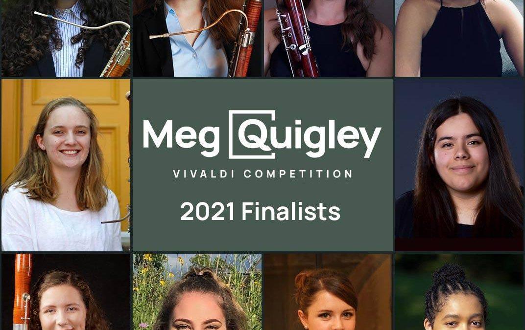 Meg Quigley Vivaldi Competition & Virtual Symposium 2021