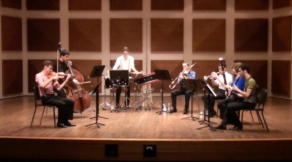 National Youth Orchestra - Stravinsky
