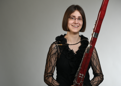 Beginning My Orchestral Career with the Edmonton Symphony by Bianca Chambul